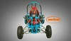 150cc Single Seat Go Kart KD-150GKA