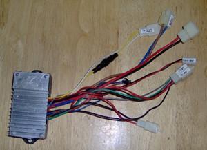 CT-301A9 24 volt controller