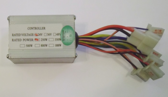 JC-24A Hall effect output controler