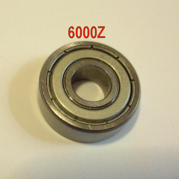 E Bearings Wheel Bearing 6000Z 2 ...