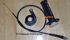 KC Powersports Throttle