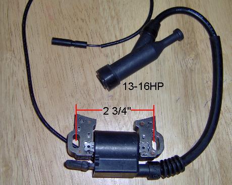 13-16 HP Coil