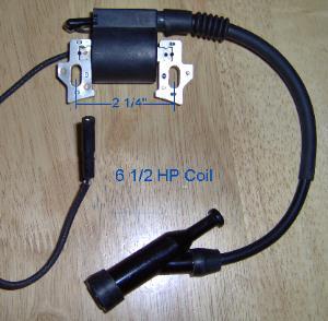 6 1/5 HP Coil