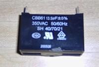 CBB61 Capacitor 13.4uF 350VAC