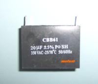 CBB61 20uF 350 VAC Capacitor