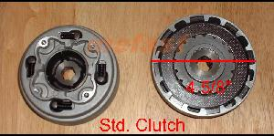 50cc Manual Clutch