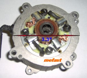 43cc Electric starter