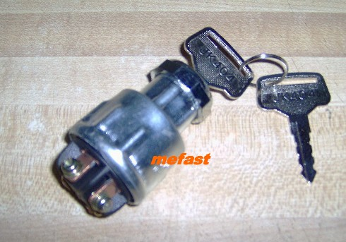 Ignition Switch TypeD Go Kart Switch