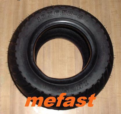 13 x 6.5 - 6 Tire