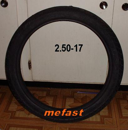 2.50 x 17 Tire Oyama