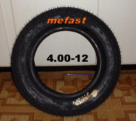 4.00-12 Tire Mefast