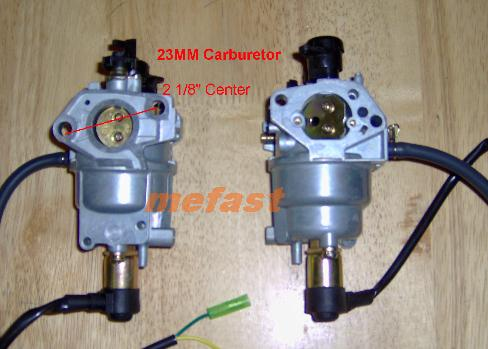 13/18 HP Carburetor