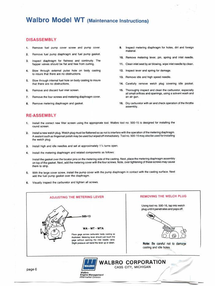 Service Info and Owners Manuals – Lifan Generators Wiring Diagram