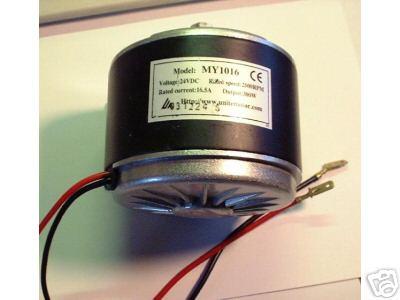 300 Watt Motor
