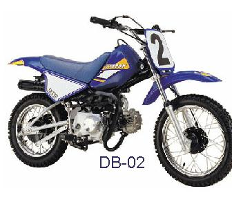 db 02 100cc dirt bike. Black Bedroom Furniture Sets. Home Design Ideas