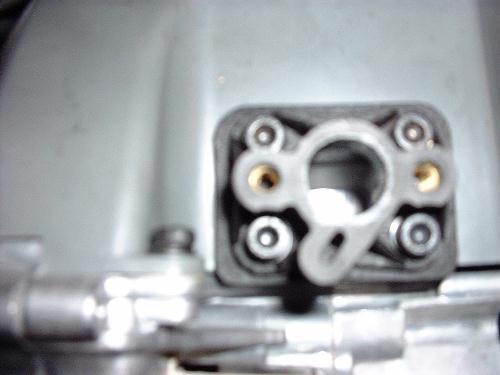 4 bolt intake