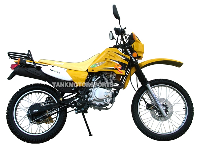 Motorcycle Rear Tire >> Tank Trail 200cc Dirtbike